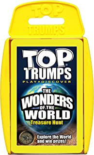 TOPTRUMPS WONDERS OF THE WORLD*, WMOVES, 000926