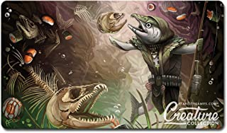 Star City Games Creature Collection Playmat: Deathrite Salmon