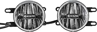 KC HiLiTES 500 Gravity G4 Clear LED Fog Light - Pair Pack System