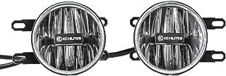 KC HiLiTES 501 Gravity G4 Amber LED Fog Light for Toyota - Pair Pack System