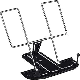 comprar comparacion MP - Atril de escritorio metálico, color Negro