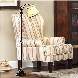 -Lampe de solon Lampadaire, style américain adapté à la chambre à coucher Table basse Table basse Vertical Lampadaire Lamp...