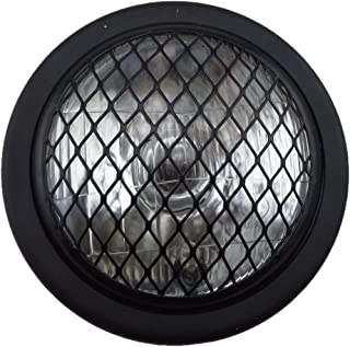 motorcycle cafe racer headlight