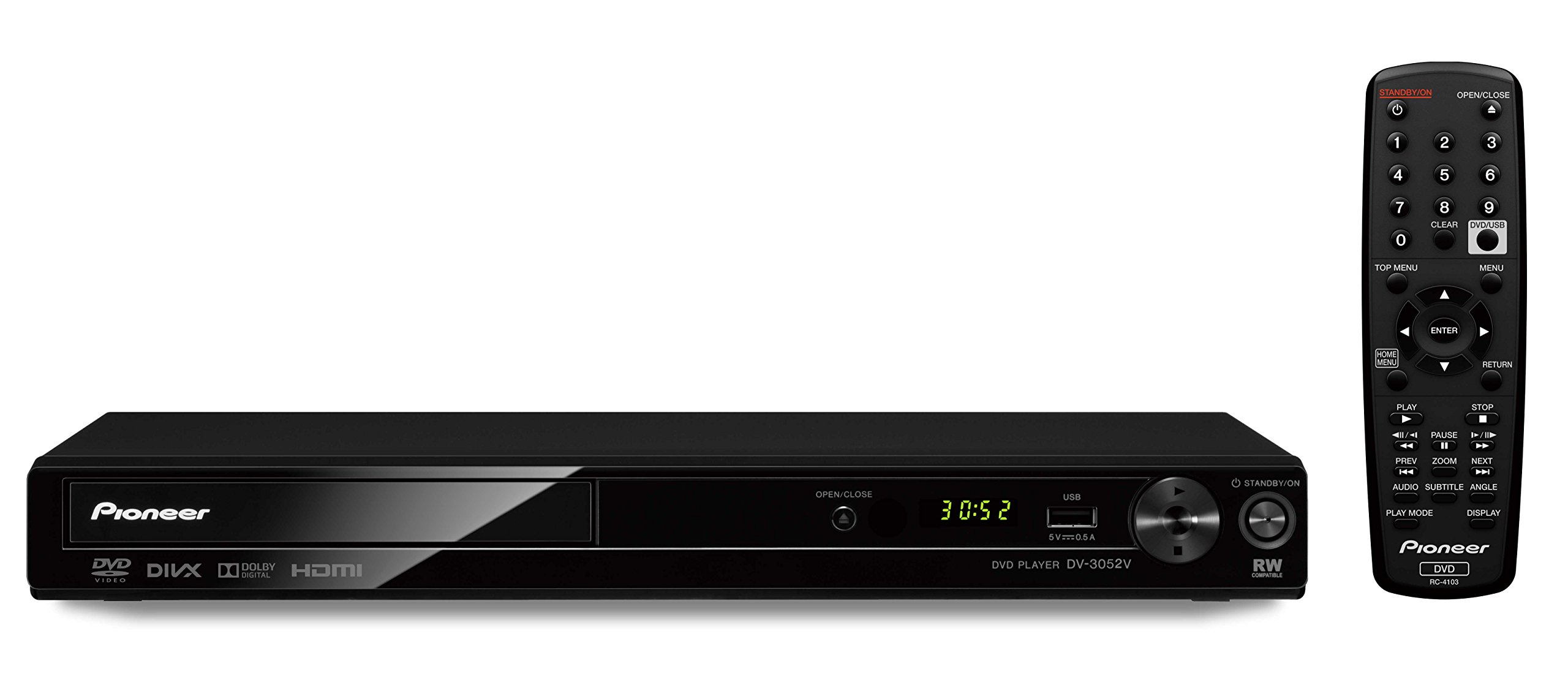 Pioneer DV 3052 System Upscaling Playback