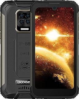 DOOGEE S59 [2021] Movil Resistente Agua y Golpes, 10050mAh 4GB RAM+64GB ROM, lP68 IP69K Móvil, Potente Altavoz 2 W, Cámara...