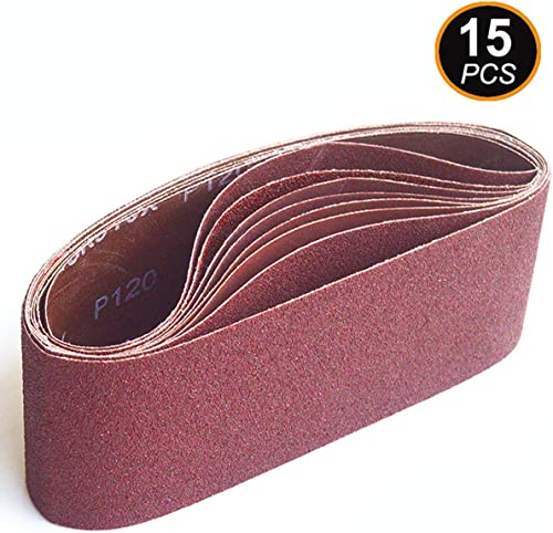 High Performance Bora7-1 Belt 2 x 72 Ceramic Purple  50 Grit Sanding Belt