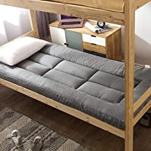 Japanese Traditional Quilted Futon Mattresses Folding Floor Mattress Thicken Tatami Mat for Students Dormitory Sleeping Pa...