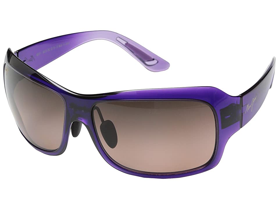 Maui Jim Seven Pools (Purple Fade/Maui Rose) Fashion Sunglasses