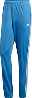adidas Men's Athletics Essentials 3 Stripes Tapered Tricot Pant