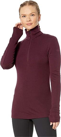 175 Everyday Merino Baselayer Long Sleeve 1/2 Zip