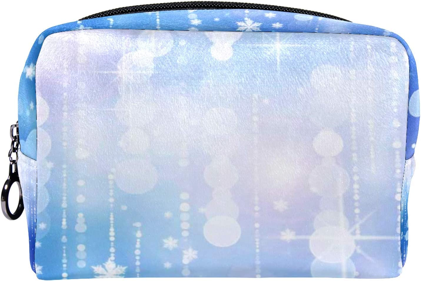Cosmetic Bag Travel Classic Toiletry for Women Zipper Daily Portable Easy-to-use Clo