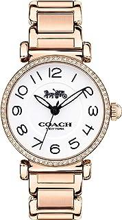 ساعة كوتش للنساء - انالوج بسوار ستانلس ستيل - 14502856