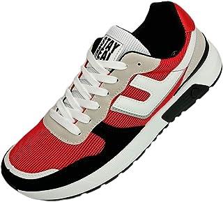 JOMIX Zapatillas Deportivas Hombre Sneakers Casual Running Gimnasio Calzado Deporte Transpirable