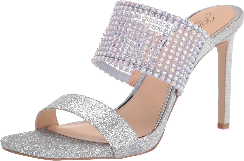 Jewel Badgley Mischka Women's Ferris Heeled Sandal