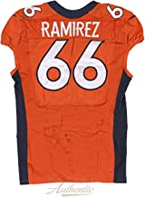 Manny Ramirez Game Worn Denver Broncos Jersey and Pant Set From 10/23/2014 vs the San Diego Chargers ~Limited Edition 1/1~ - Panini Authentic - Panini Certified