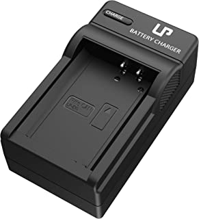 LP-E10 Battery Charger, LP Charger Compatible with Canon EOS Rebel T7, T6, T5, T3, T100, 4000D, 3000D, 2000D, 1500D, 1300D, 1200D, 1100D & More (Not for T3i T5i T6i T6s T7i)