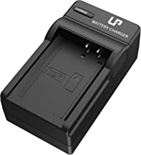 LP LP-E10 Battery Charger, Compatible with Canon EOS Rebel T7, T6, T5, T3, T100, 4000D, 3000D, 2000D, 1500D, 1300D, 1200D, 1100D & More (Not for T3i T5i T6i T6s T7i)