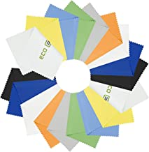 Paños de Limpieza de Microfibra Eco-Fused - Paquete de 18