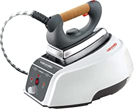 Polti Vaporella 655 Pro - Centro de planchado 4.5 bares de presión, 100 g/min de vapor, autonomía ilimitada, profesional con mango de corcho