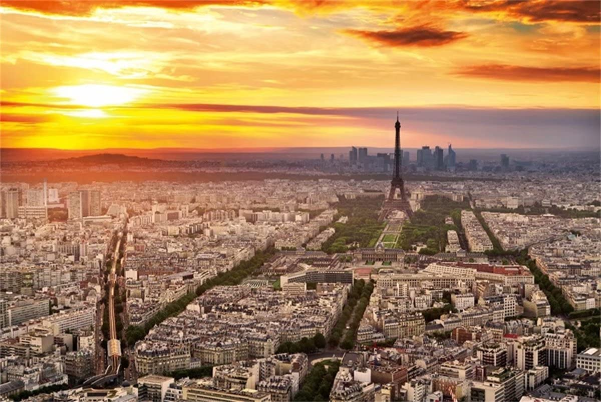 Wooden Jigsaw Puzzles 3000 Pieces -Paris Challenge the Louisville-Jefferson County Mall lowest price of Japan ☆ Sunset Puzz - Puzzle at