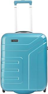 travelite 2-Rad Handgepäck Koffer mit TSA Schloss erfüllt IATA Borgepäck Maß, Gepäck Serie VECTOR: Robuster Hartschalen Tr...