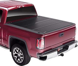 BAKFlip FiberMax Hard Folding Truck Bed Tonneau Cover   1126120   Fits 15-20 GM Silverado, Sierra 2014 1500, 15-16 All 5' ...