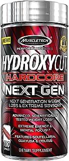 Muscletech Hydroxycut Hardcore Next Gen Dietary Supplement, 100 Capsules