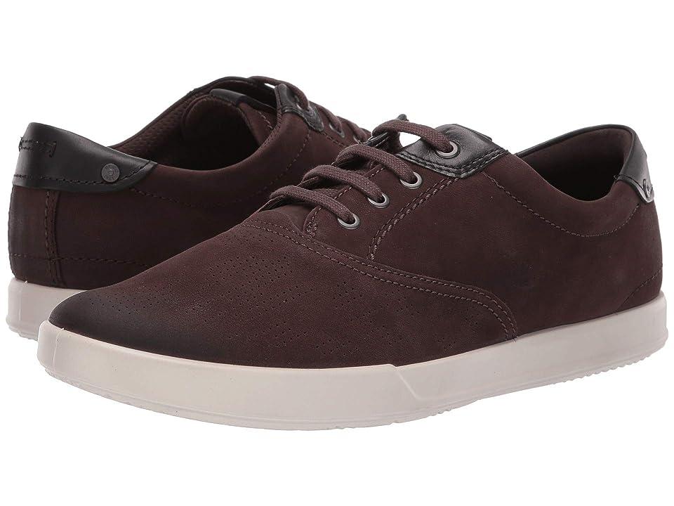 ECCO Collin 2.0 CVO Sneaker (Espresso/Black) Men