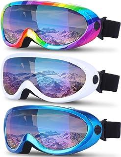 Camlinbo Kids Goggles Winter Sports Accessories
