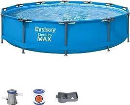 Bestway 56416 – Steel Pro Max – Piscina exterior redonda