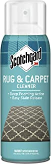 Scotchgard Fabric & Carpet Cleaner, Deep Foaming Action with Scotchgard Anti-Stain Protection, 14 Ounces, Blue Cleaner (71...