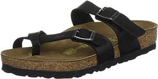 Birkenstock Mayari Womens Other Fabric Sandal in Black