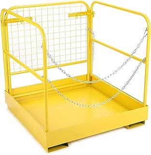 Best forklift cage for sale Reviews