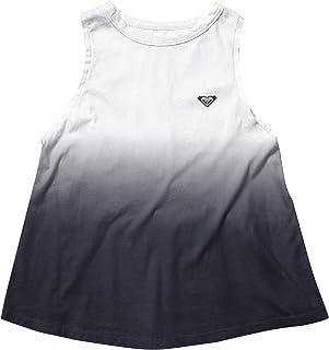 قميص نسائي بدون أكمام يحمل شعار Roxy يحمل عبارة «Celebrate Dip Dye»