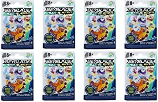 BeyBlade Micro Party Favor / Party Treat Beyblade Burst Series 3 Mystery Pack (بسته 8)