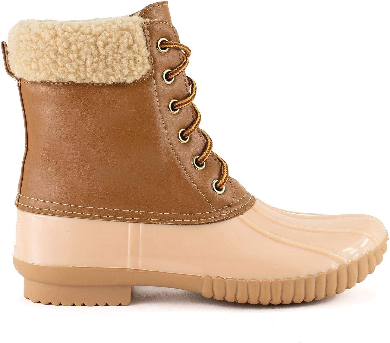 AVANTI Women's Jango Lined Duck Style Rain Boots