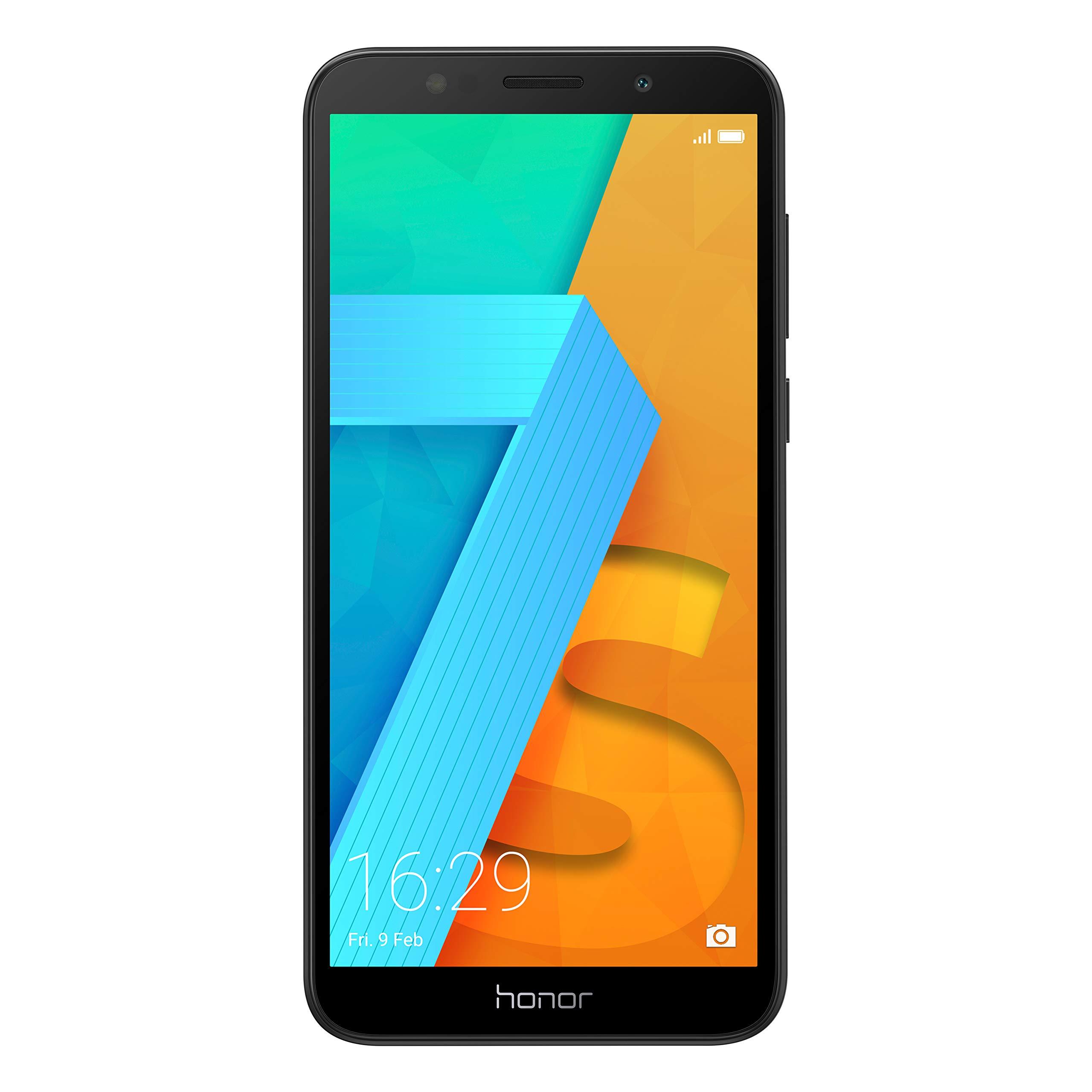 Huawei Honor 7S Dual SIM 16GB Black: Amazon.es: Electrónica