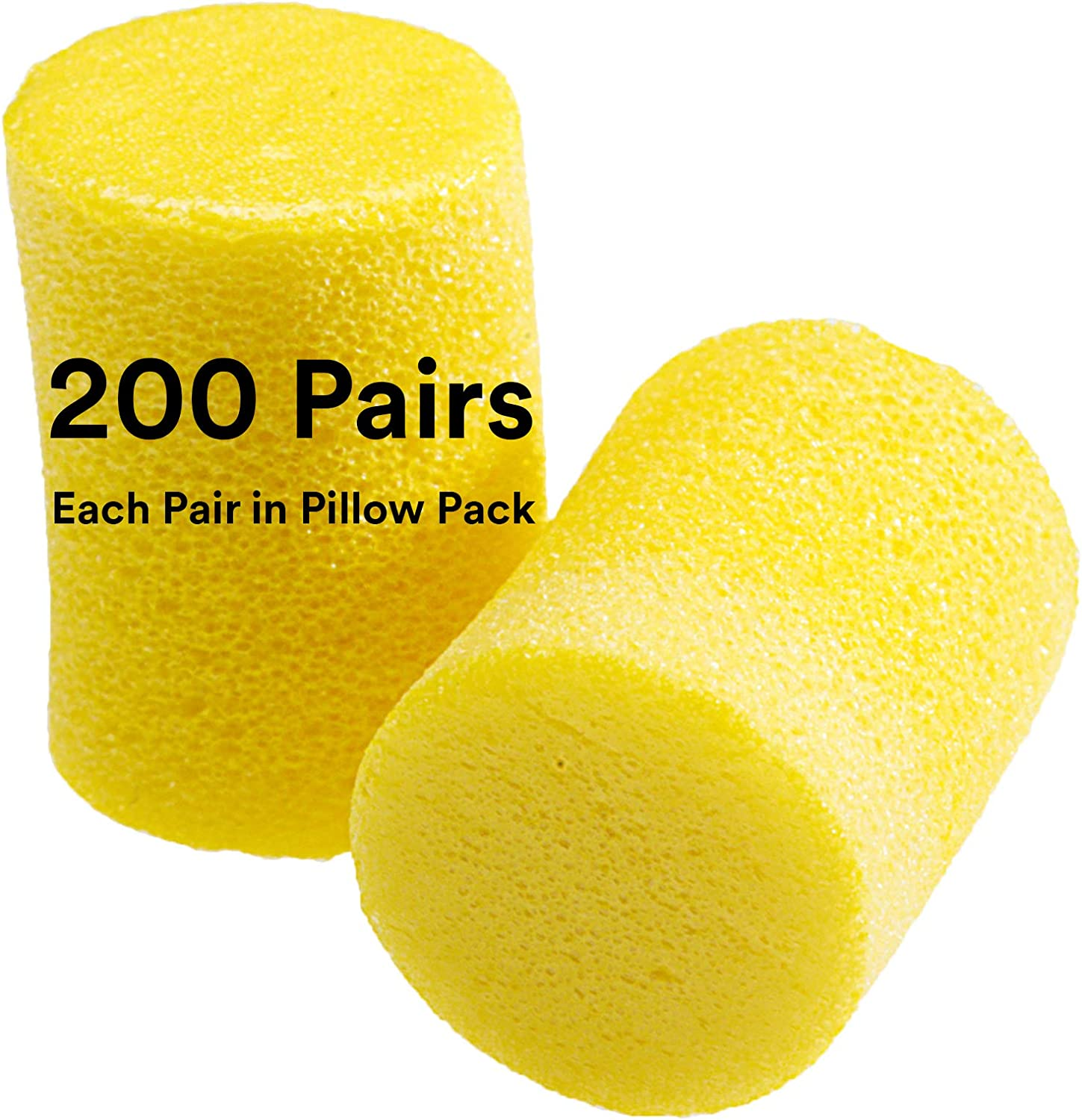 Translated 3M Ear Plugs 200 Pairs Box D Uncorded 310-1001 All items free shipping Classic E-A-R