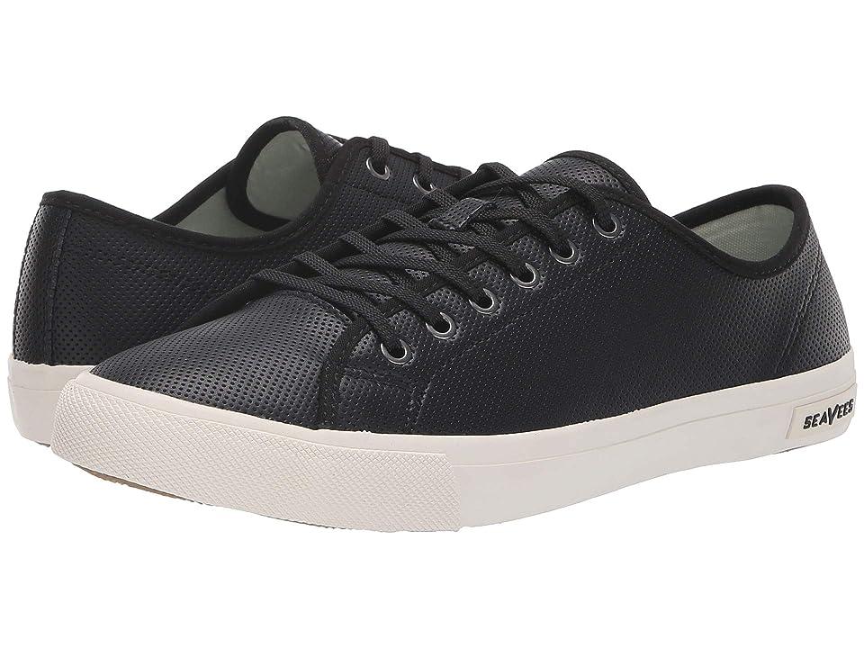 SeaVees Monterey Sneaker Varsity (Black) Men