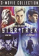 Star Trek (2009) / Star Trek Beyond / Star Trek Into The Darkness