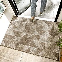 """Durable Door Mats Entrance Indoor Doormat 20""""x32"""" Outdoor Washable Front Back Door Mat Non Slip Rubber Backing Absorbent M..."""