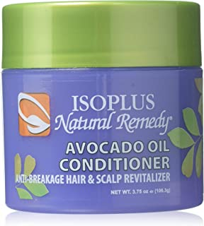 Isoplus Natural Remedy Avocado Oil Conditioner, 120ml