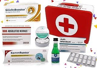 Regalo de cumpleaños, set de primeros auxilios, caja de