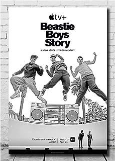 Posters Beastie Boys Story Canvas decor posters schilderen Muur Kunstwerken Foto Gebruikt voor woonkamer kantoor Slaapkame...