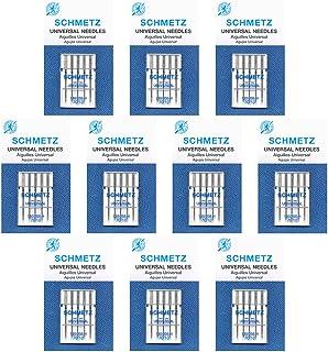 100 Schmetz 135 x 17 dpx17 sy3355 Industrie N/ähmaschinennadeln DPX17 Schmetz DPX17 12//80 ckpsms SCHMETZ-Nadel