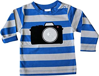 Baby Boys' L/S Photo Top