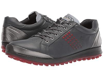 ECCO Golf Biom Hybrid 2 Hydromax(r) (Dark Shadow) Men