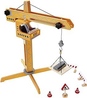 Award Winning Hape Playscapes Crane Lift Playset