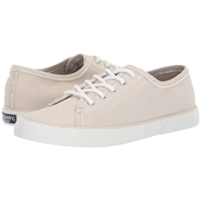 Sperry Pier View Fray (Off-White) Women