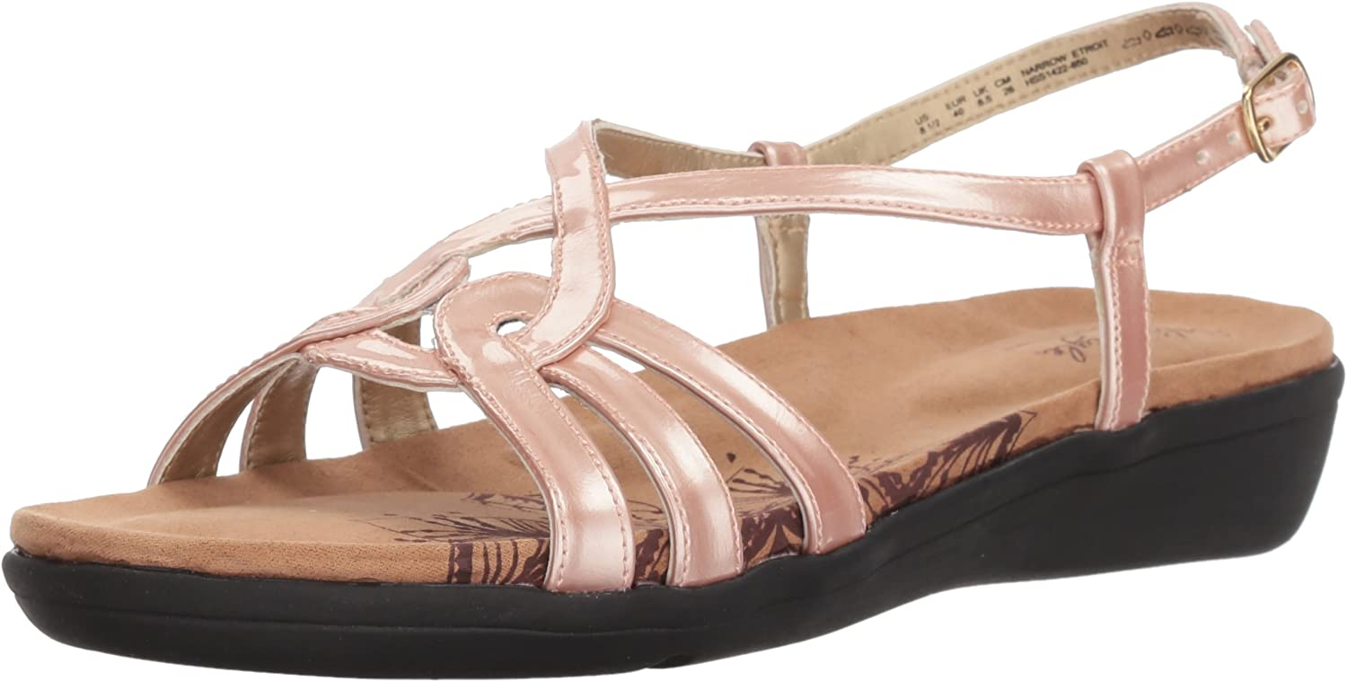 New color Soft Style Women's Soldering Patrese Sandal